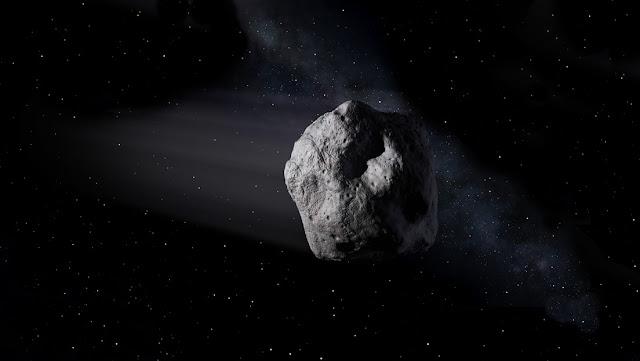 Un asteroide pasará en septiembre frente a la Tierra a una distancia 5 veces menor que la Luna