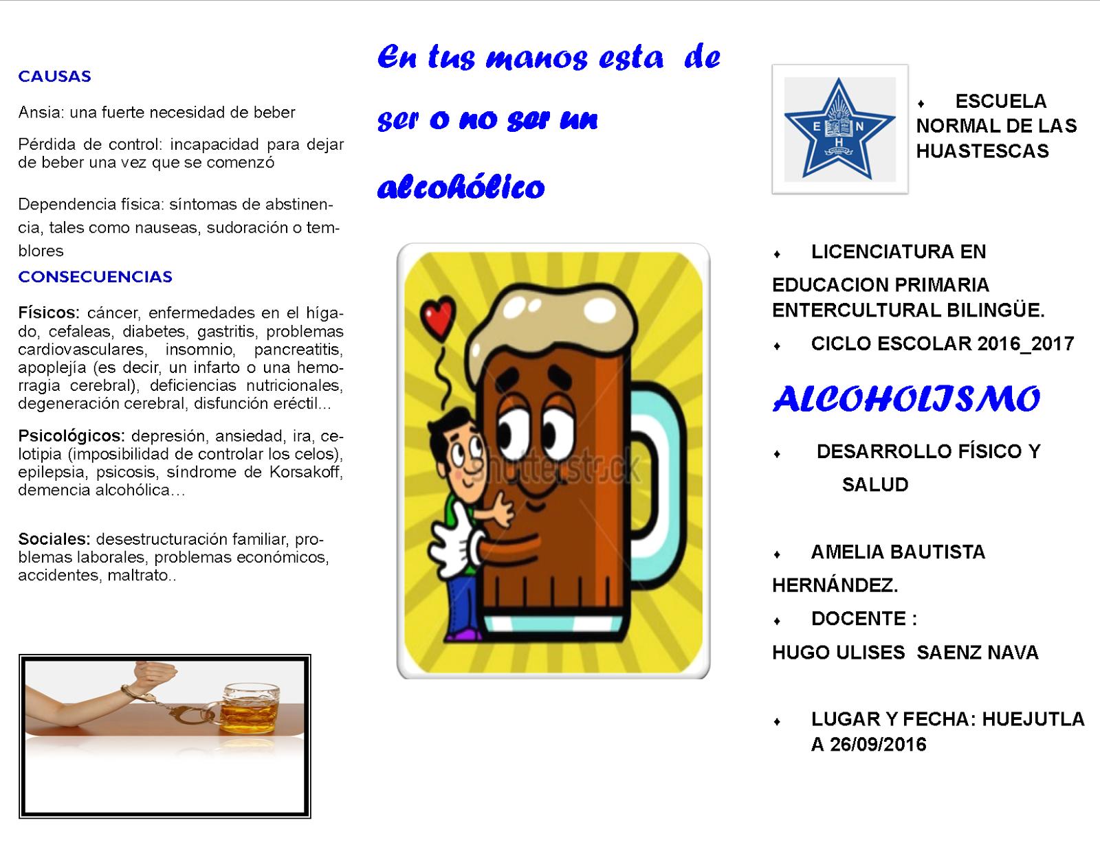 El hospital gratuito por el tratamiento del alcoholismo