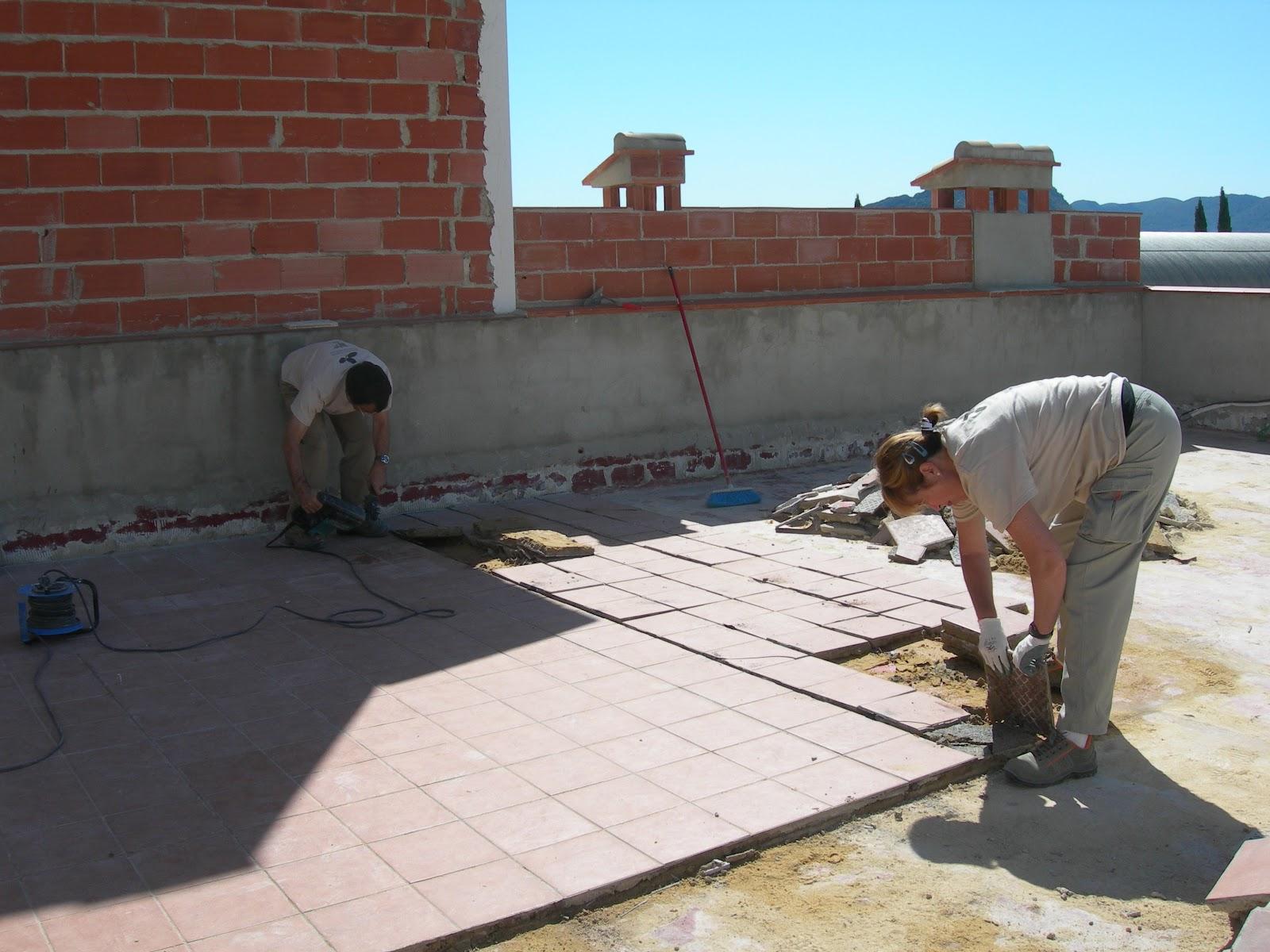 Taller De Empleo Casa Del Pou Iii Terraza Casa Del Pou