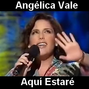 Angelica Vale Aqui Estare Acordes D Canciones