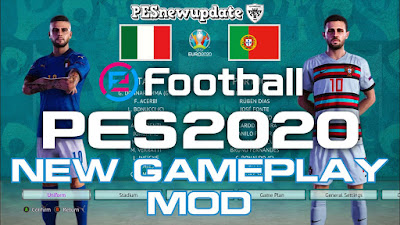 PES 2020 Gameplay Mod Cleopatra 1.08 by Holland