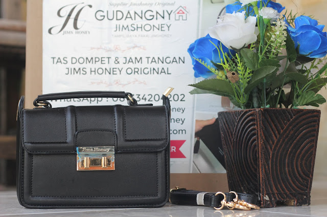 Real Pict Tas Jims Honey Paula Bag
