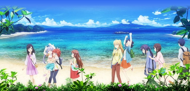 Non Non Biyori Movie Vacation Sub Indo