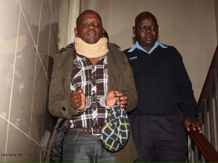 Image result for DCI arrest Itumbi