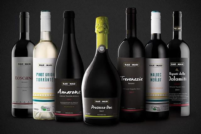 RAR Vinhos incrementa portfolio com novos rótulos da série RAR MASI Wineprojec