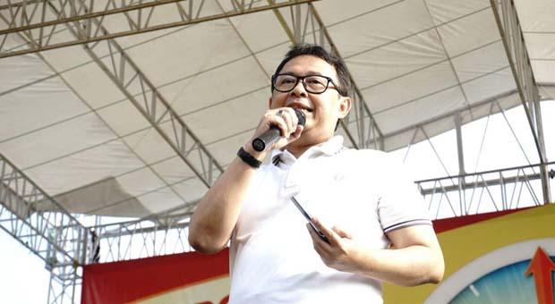 Pemkot Optimistis Gerakan Masyarakat Kota Bandung yang Sehat