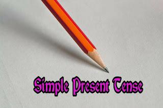 Penjelasan Simple Present Tense - Pengertian dan Pola Kalimatnya