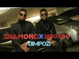 AUDIO   Diamond Platnumz X Mbosso ~ Dimpozi