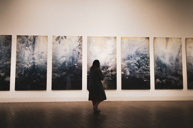 Canberra National Gallery of Australia 2019