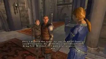 Elder Scrolls Online,Gray Fox,