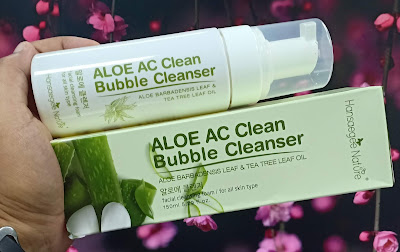 Pencuci Muka Aloe Vera Untuk Kulit Berminyak | Hansaegee Nature