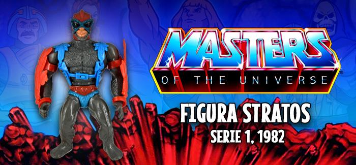 Masters del universo: Stratos Mattel 1982