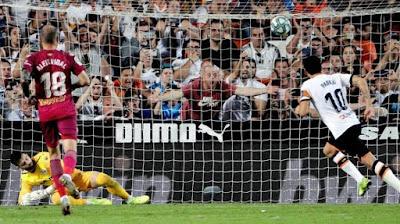 مشاهدة مباراة فالنسيا وديبورتيفو ألافيس