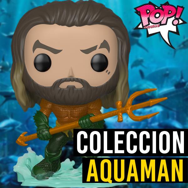 Figuras Funko Pop Lista Y: Funko POP Aquaman (Película)