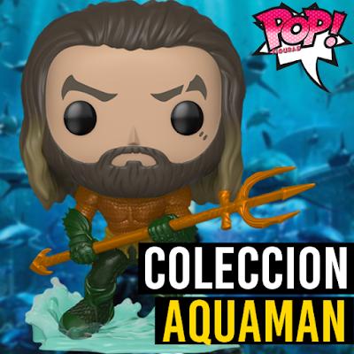 Lista de figuras funko pop de Funko POP Aquaman