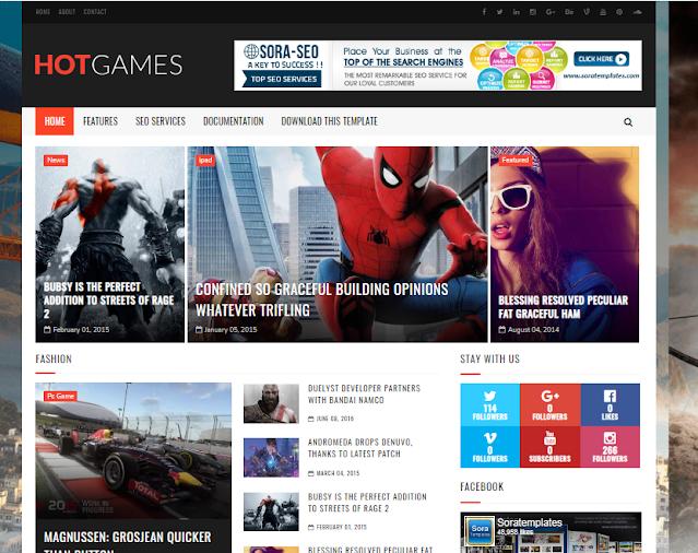 Hot Games Gaming