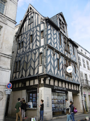 Colombages et ardoises, la Rochelle, malooka