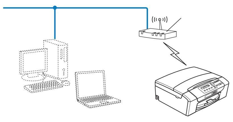 Configurar impresora Brother DCP-J315W para imprimir por