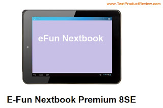 E-Fun Nextbook Premium 8SE 8-inch Android 4.0 tablet