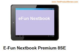 E-Fun Nextbook Premium 8SE 8-inch Android 4.0 tablet