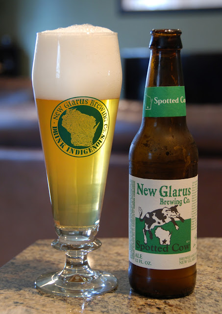 what type of beer is spotted cow