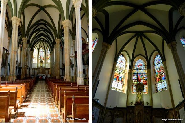 Minas Gerais - Igreja do Santuário do Caraça