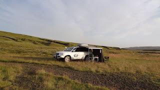 Vanlife in Iceland