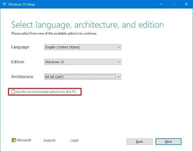 Cara Buat Bootable Instalasi Windows 10 Menggunakan Creation Media Tool