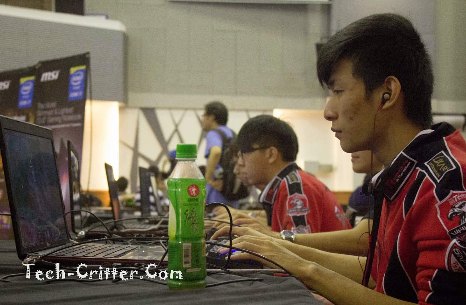 Coverage of PLAY! Convention @ KDU College 218