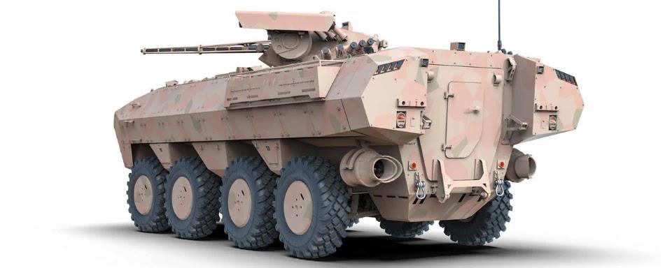 ХКБМ отримав завдання розробити новий БТР та БМП
