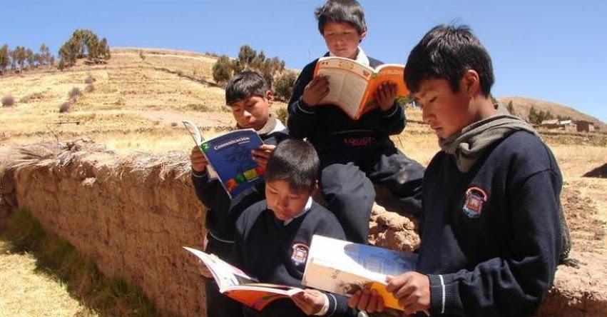 Cambian horarios en colegios de la DRE Puno por bajas temperaturas