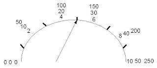 Pengukuran teganggan DC pada gambar di bawah ini yang mana apabila disetel pada  30 Soal + Jawaban Produktif TBSM dan Gambar