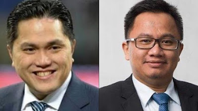 Terpilih Ketua MES Periode 2021-2024, Erick Tohir Tunjuk Iggi Haruman Jabat Sekjen