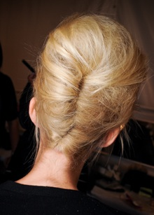 Hairstyle Dreams Modern French Twist