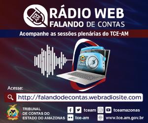 WEB RÁDIO DO TCE-AM