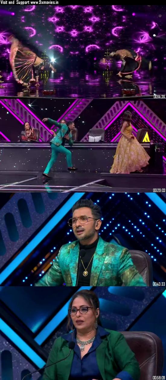 Indias Best Dancer 11 October 2020 HDTV 480p 350MB