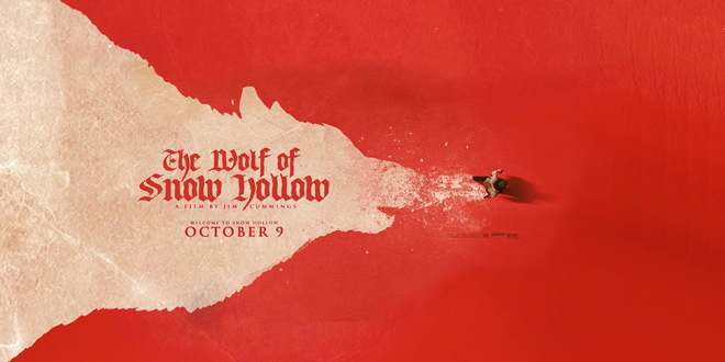 The Wolf of Snow Hollow póster