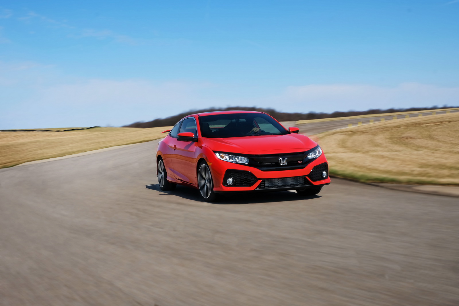 honda s turbocharged civic si goes on sale starting from 23 900 carscoops. Black Bedroom Furniture Sets. Home Design Ideas