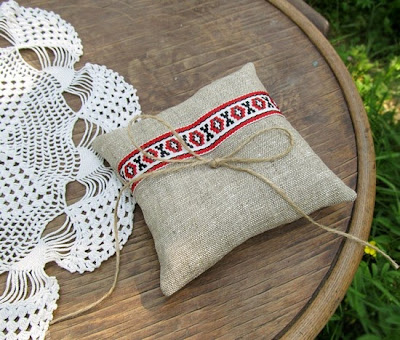 ring pillow, свадебная подушка для колец