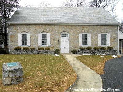 Historic Paxton Church in Dauphin County, Harrisburg Pennsylvania