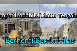 Gereja Betlehem Tutup Dan Pemerintah Iran Larang Sholat Jumat
