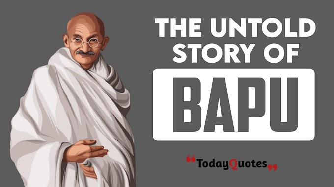 The Untold Story of Mahatma Gandhi - Biography of Mahatma Gandhi