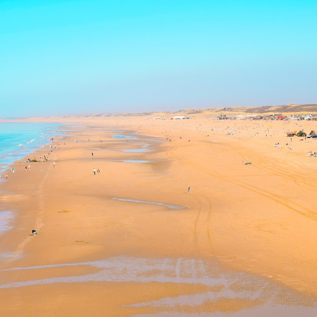 Haga Beach Holland
