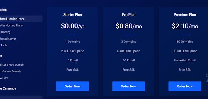 ফ্রিতে নিয়ে নিন 2GB পেইড ওয়েব হোস্টিং সম্পূর্ন ফ্রিতে || 2GB Paid Free Hosting For 1 Year 2020