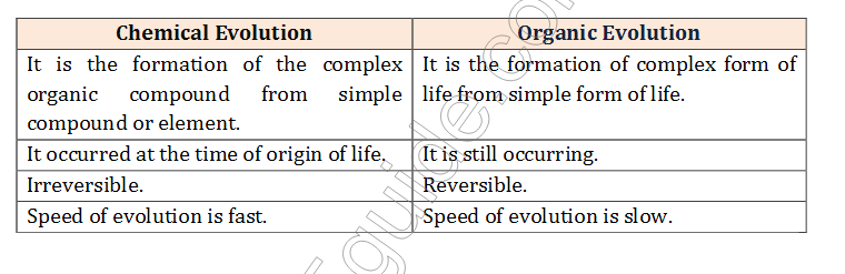 The Theory of Biogenesis