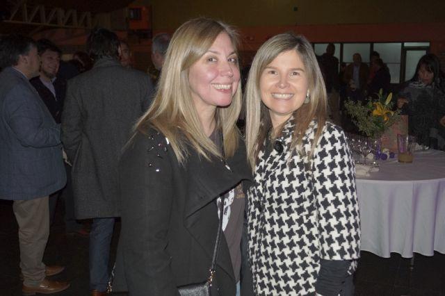 Claudia Strobel y Ana María Busquets