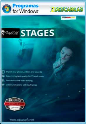 AquaSoft Stages 11 (2020) Full Español [Mega]