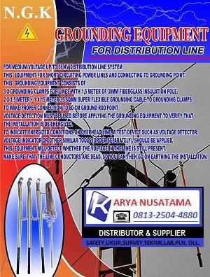 Terjual NGK 24KV Kabel 18mtr Ready Stok Bekasi