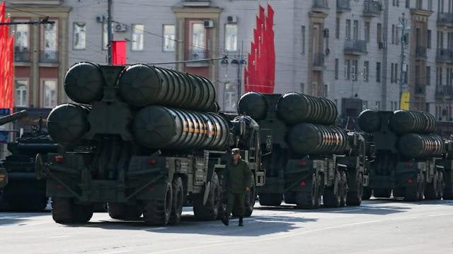 Στην Άγκυρα οι S-400 σήμερα Τρίτη, γράφει η Χαμπέρ Τουρκ: Πώς θα αντιδράσουν οι ΗΠΑ;
