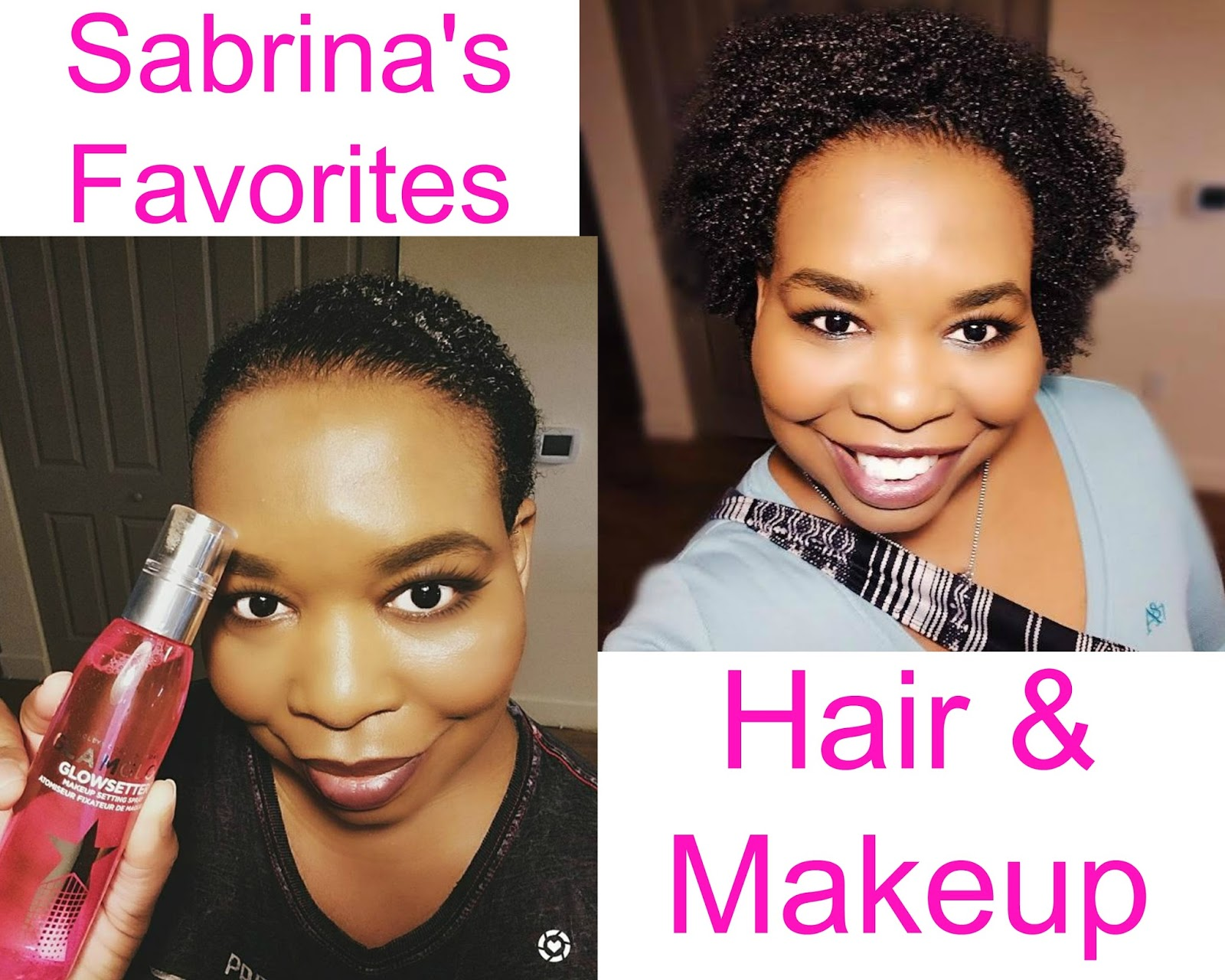 Check out my favorite hair and makeup products  in my Amazon Shop that I absolutely love! There's something here for everybody!
